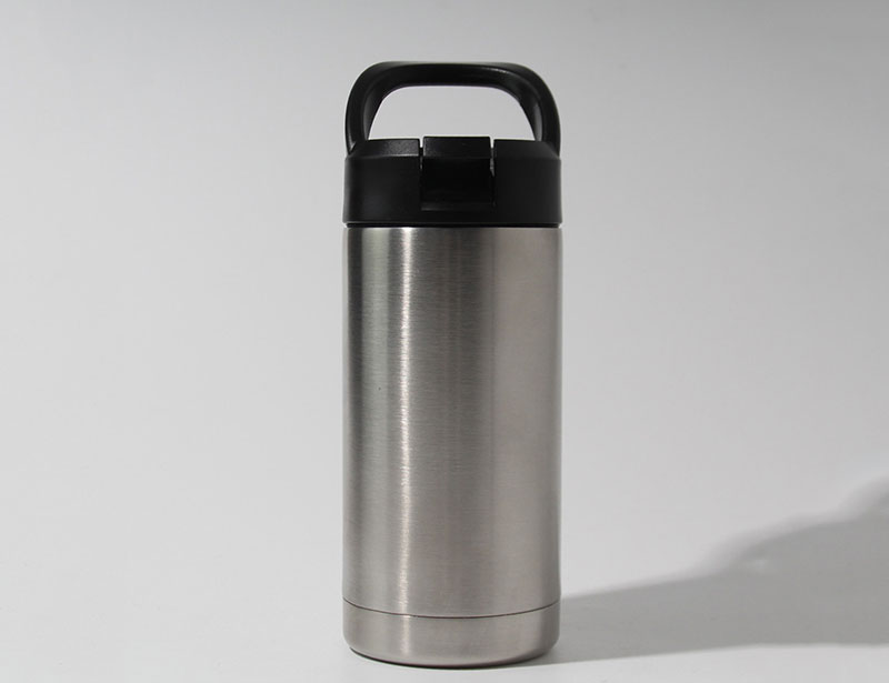 Sport Water Bottle with Handle Lid
