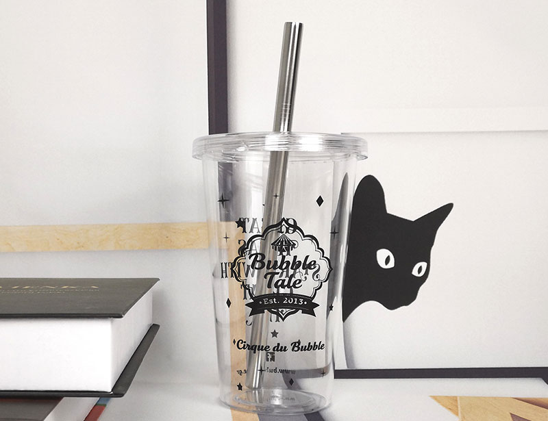 Milk tea Cup Boba Tea