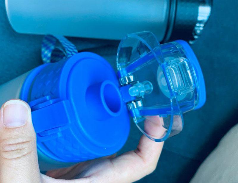 Pop-up Sport Water Bottle