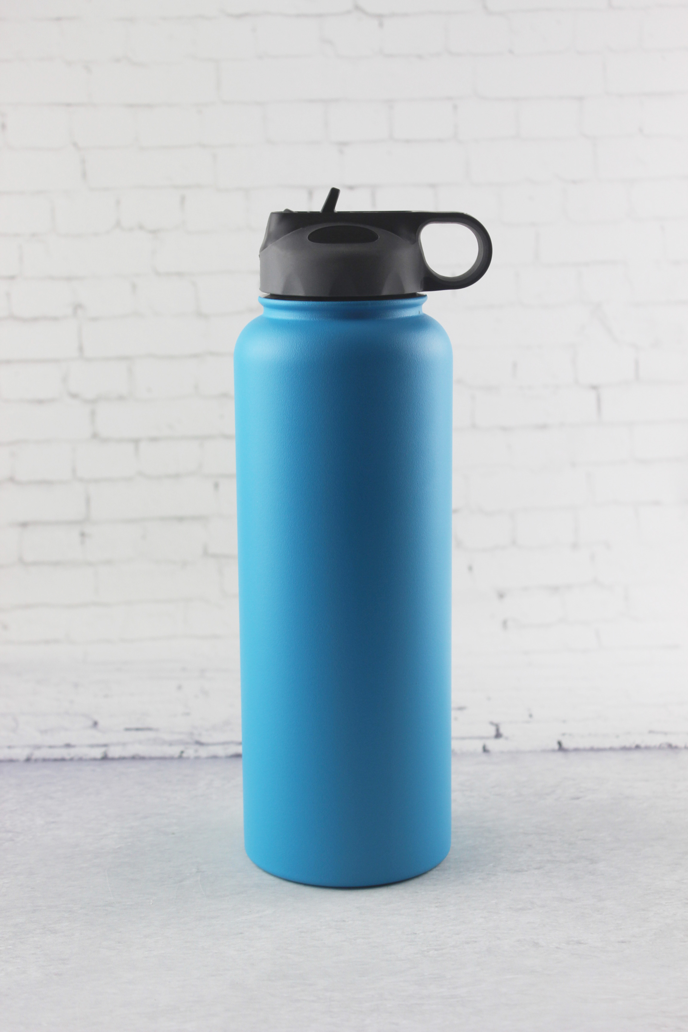 32 Oz vacuum flasks with straw lid,Double Wall Vacuum Stainless Steel Water Bottle,Thermos for Home