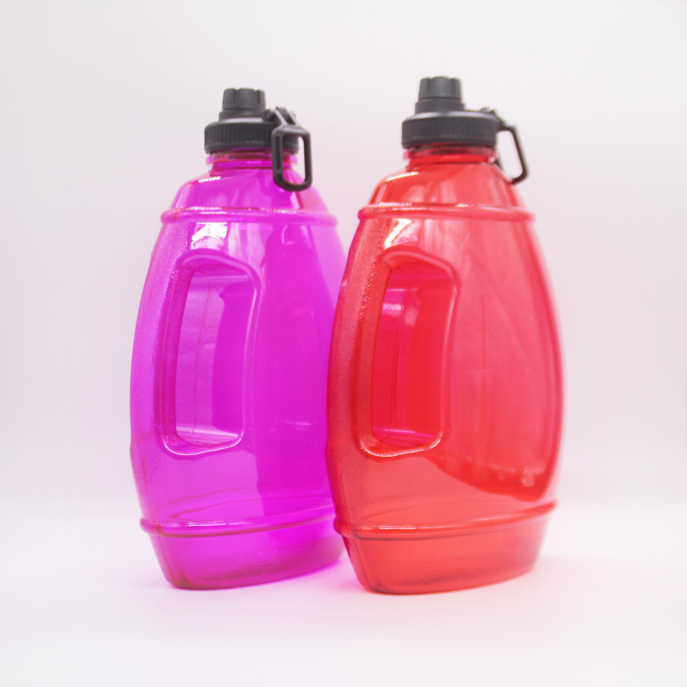 BPA Free Big Capacity Gallon Plastic Water Jug with handle and lid