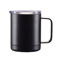 Double Wall Mugs Coffee Cups Drinking Cups Customized Travel Mug with Handle