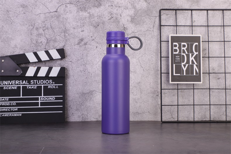 2020 Manufacture Stainless steel double wall insulated water bottle,Vacuum sport thermos flask