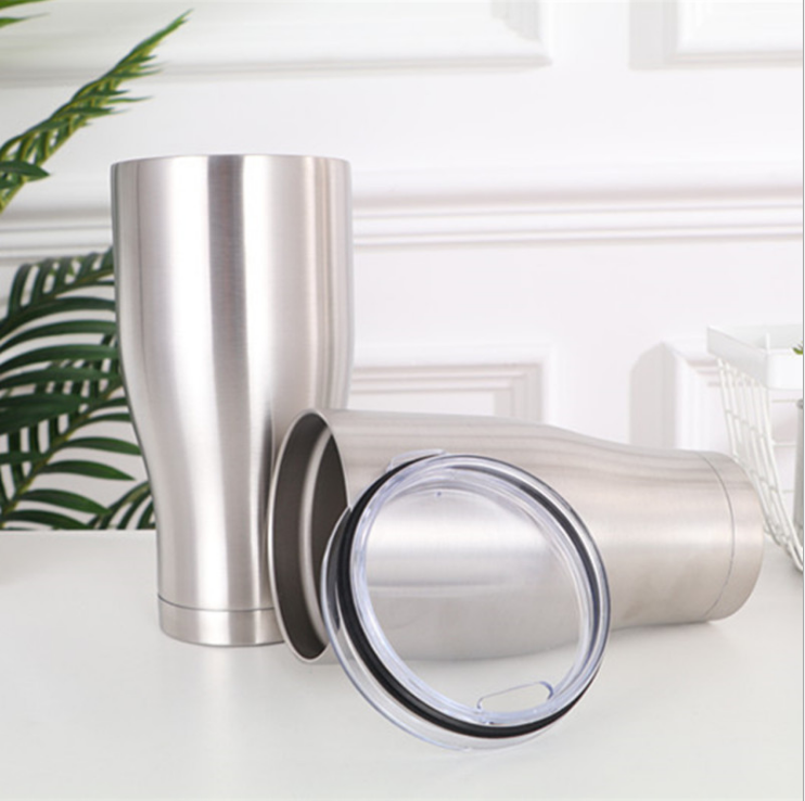 30oz Stainless Steel Tumbler with Lid Insulated Cup Double Wall Vacuum Coffee Travel Mug for Travel