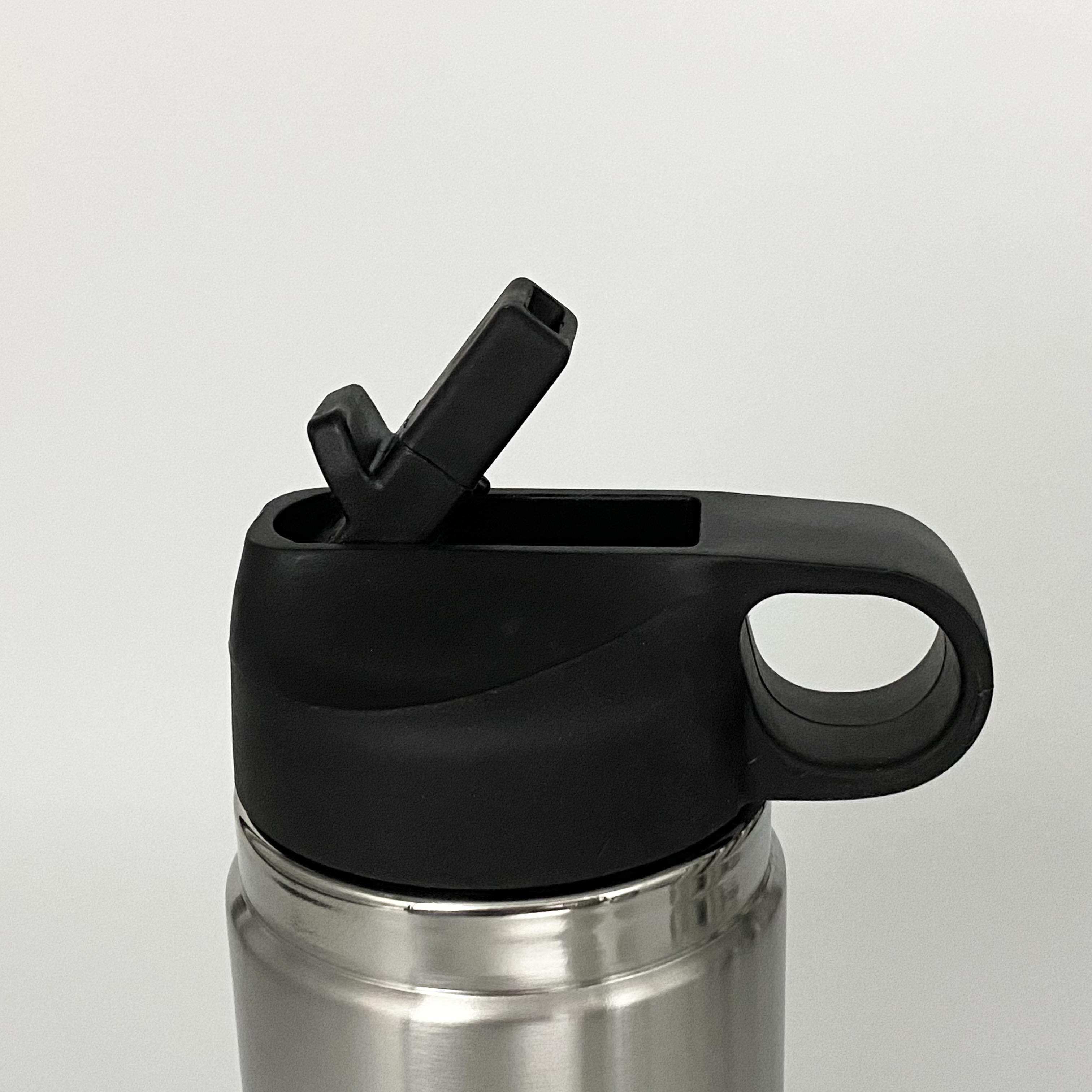 Stainless Steel 18/8 Vacuum Triple Bottle Flask Double Wall Metal Wine Thermos With Screw Top Lid