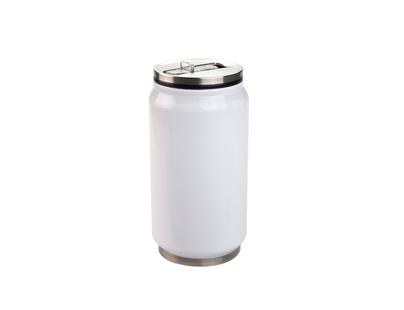 custom double walled steel steel insulated blank sublimation tumbler soda can