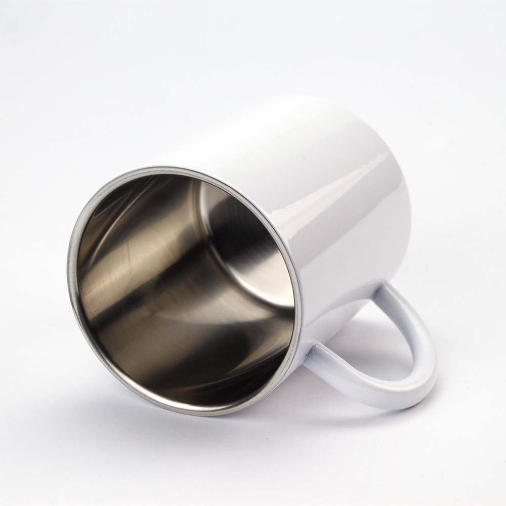 Sublimation Blank Stainless steel Water Cup DIY Transfer Printing Cup