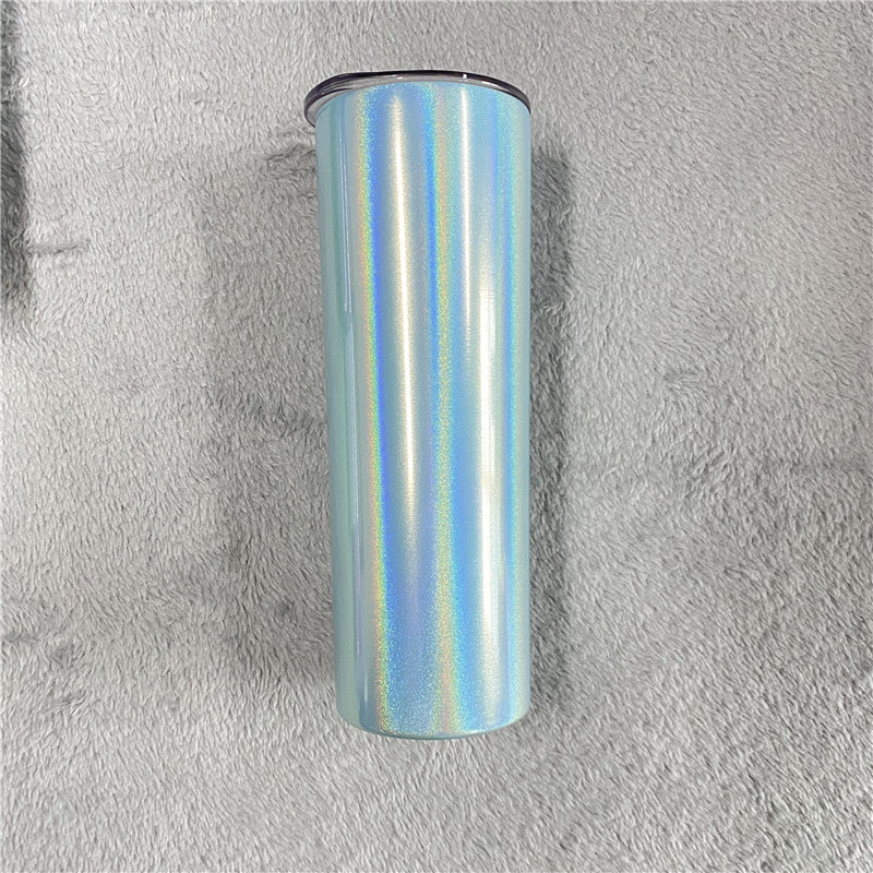 SUBLIMATION READY SPARKLY TUMBLERS